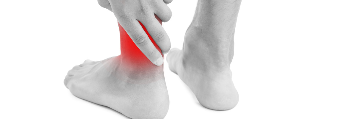 Ankle pain and procedure